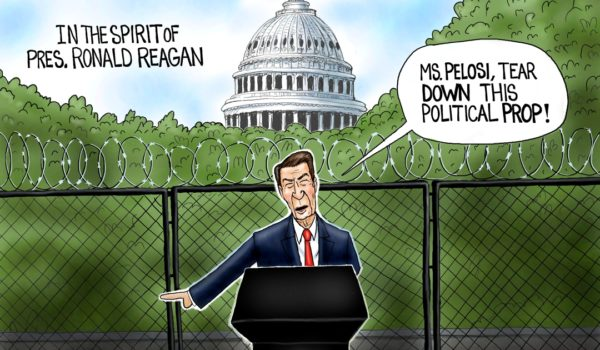 Cartoon of the Day: The enemy within by A. F. Branco