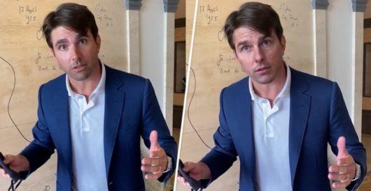 Creator of viral Tom Cruise deepfake warns deepfakes could ruin the world by LU Staff