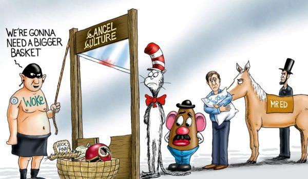Cartoon of the Day: Vive la révolucion by A. F. Branco