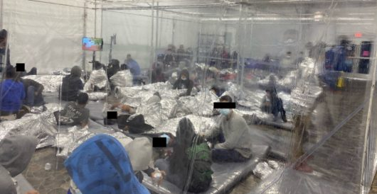 Project Veritas releases pix from inside border detention center, and it ain't pretty by Ben Bowles
