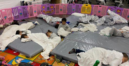 Biden spending $60 million a week just on illegal children caught at border by Jeff Dunetz
