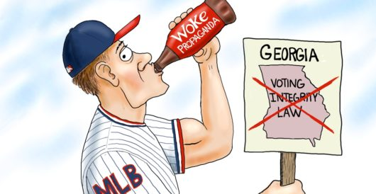 Cartoon of the Day: Major League Kool-Aid by A. F. Branco