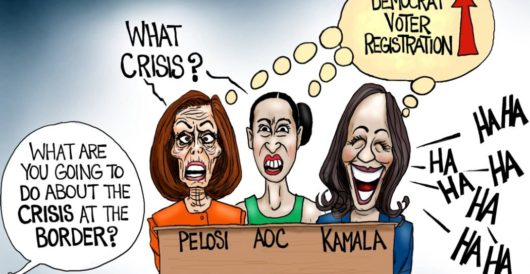 Cartoon of the Day: Queens of Mean by A. F. Branco