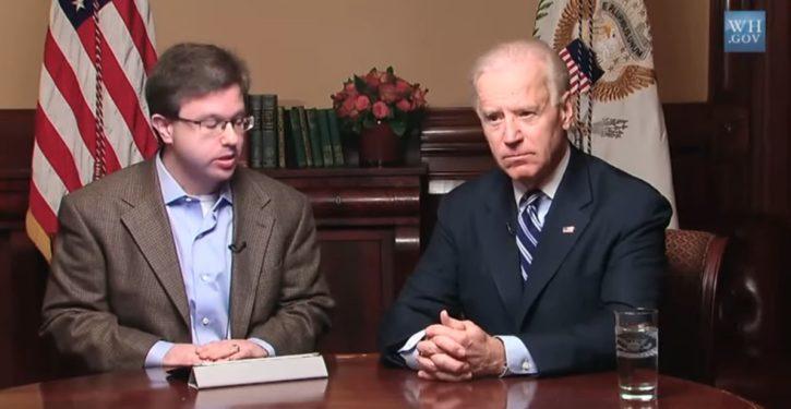 What ever became of Joe Biden's vaunted shotgun?