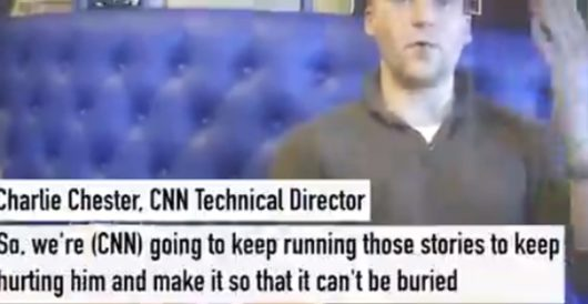 CNN director: Matt Gaetz reporting is 'propaganda' to 'hurt him' because he's 'a problem for the Democratic Party' by J.E. Dyer