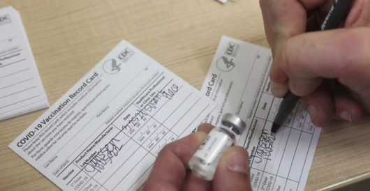 It was inevitable: Counterfeit COVID vaccination IDs are now a thing by LU Staff