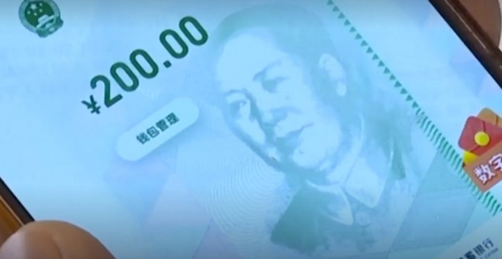 In global first, China tests digital-currency yuan