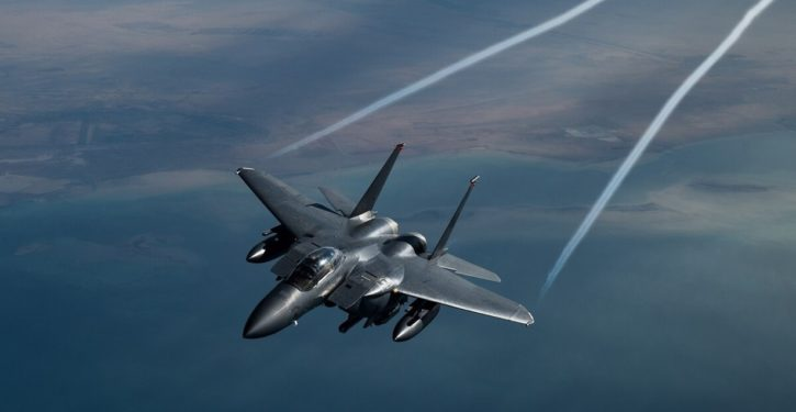 USAF said to join Coalition strikes on ISIS in Iraq