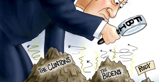 Cartoon of the Day: Law and odor by A. F. Branco