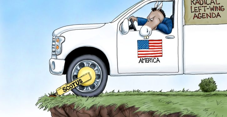 Cartoon of the Day: Trigger lock