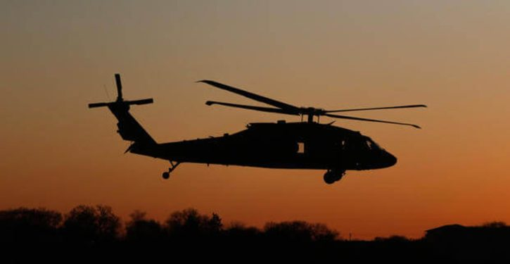 Guard helo crews disciplined for 'flying low' over D.C. protesters in 2020