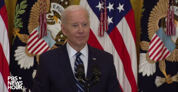 More Biden 'unity'? WH says bills are 'bipartisan' even if they have no GOP votes