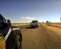 Cop executed on side of the road after pulling over truck for window tint violation