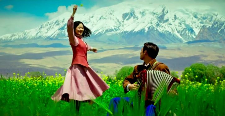 Not The Onion: China produces musical about life of Uyghurs that omits oppression