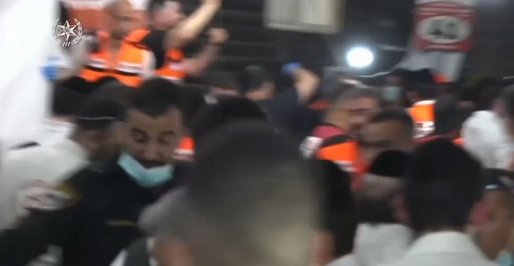 BREAKING 45 killed in stampede at religious festival in Israel