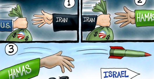 Cartoon of the Day: Mullah-bucks by A. F. Branco
