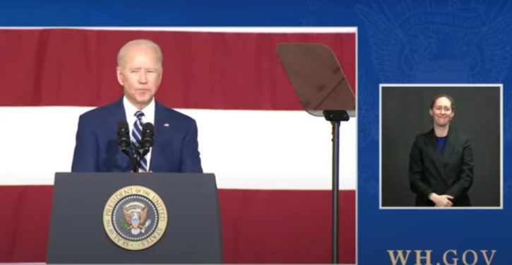 Biden caps Memorial Day tribute with compliment to young girl on 'barrettes in her hair' and sitting with her legs crossed