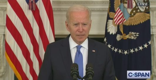 When will the rest of America wake up to Joe Biden's incapacity to serve? by Ben Bowles