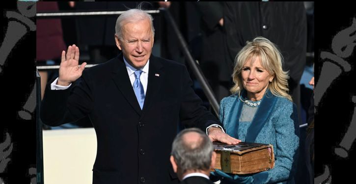 Can you spot what's missing from Biden's 'Day Of Prayer' proclamation?