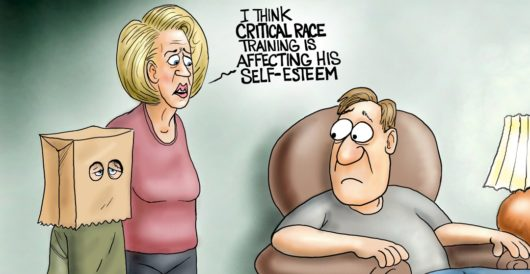 Cartoon of the Day: Children at risk by A. F. Branco