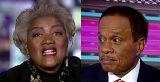 Tea leaves: What do the departure of both Juan Williams and Donna Brazile portend for FNC? by Howard Portnoy