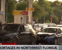 Gas shortages around East coast as pipeline operator works to reopen