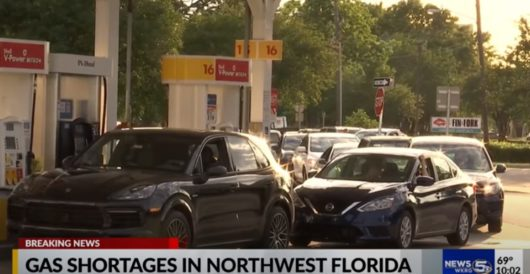 Gas shortages around East coast as pipeline operator works to reopen by LU Staff