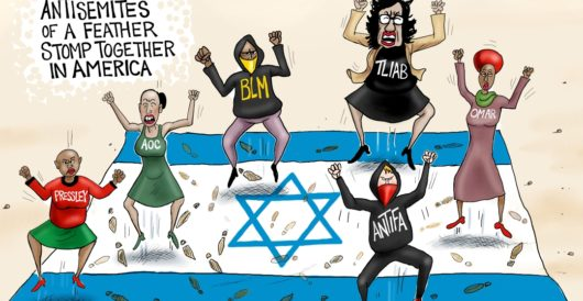 Cartoon of the Day: Intersectionality by A. F. Branco