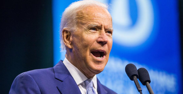 Biden's latest: 'I have seen no question of our credibility from our allies around the world'