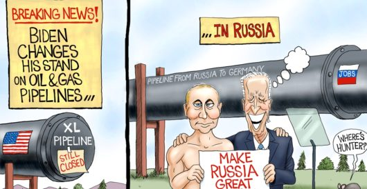 Cartoon of the Day: Putin's puppet by A. F. Branco