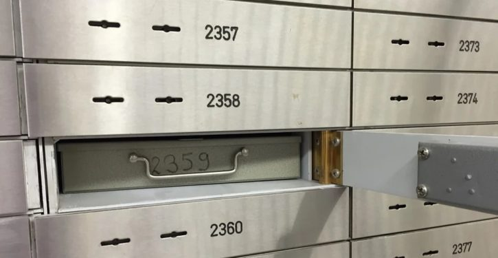 FBI exceeds warrant with mass seizure of safe deposit boxes; will probe claimants
