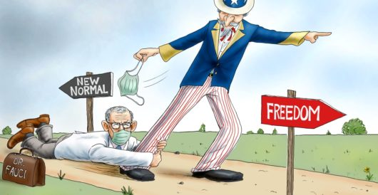 Cartoon of the Day: What a drag! by A. F. Branco