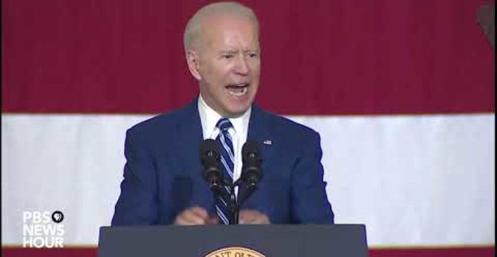 Unscripted remarks start to haunt President Biden