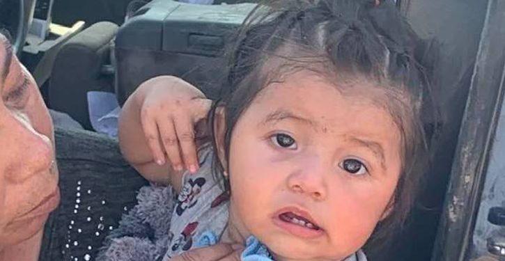 Biden's America: Traffickers abandon 5 girls, all under age 7, on bank of Rio Grande