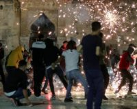 Israel boosts security forces ahead of tense night in Jerusalem
