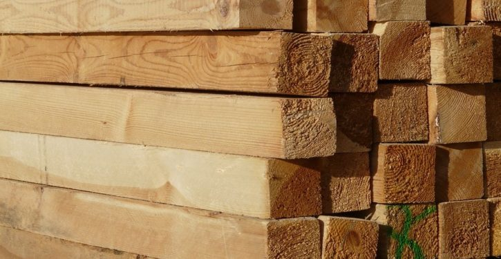 Lumber prices reach record highs causing home prices to surge