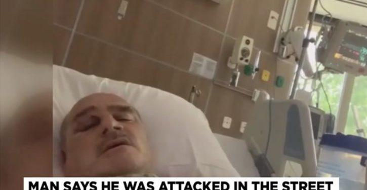 Disabled Portlandveteran says armed Black Lives Matter agitators beat, hospitalized