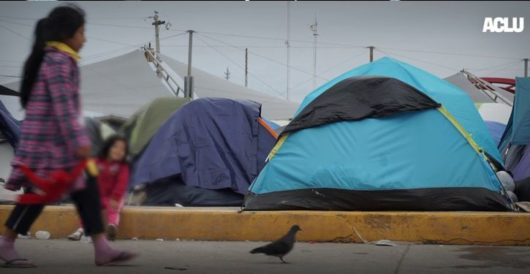 Migrants who thought they could stay in U.S. 'if we came with our kids' filling up Mexico's shelters by Daily Caller News Foundation