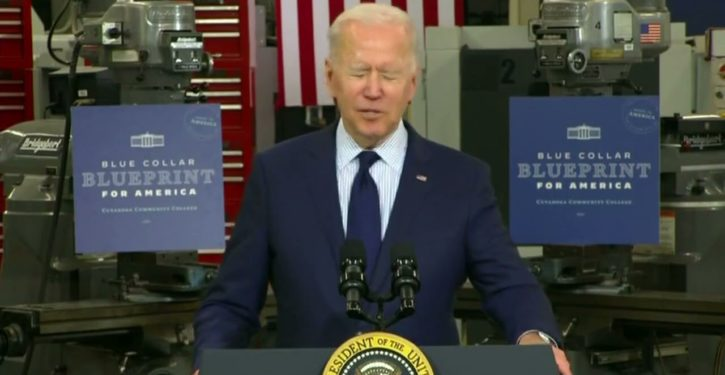 Don't be fooled by Biden's revisionist history on America's crime spike