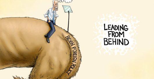Cartoon of the Day: Tyrants' best friend by A. F. Branco
