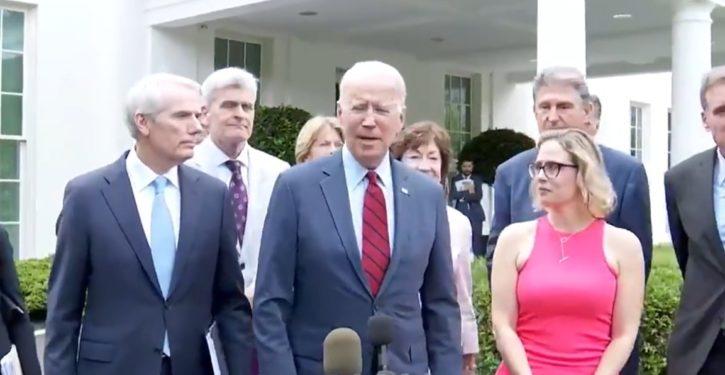 Biden and Pelosi warn: Lack of 'human infrastructure' in bill is still a deal breaker