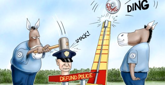 Cartoon of the Day: Cause and effect by A. F. Branco