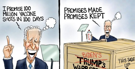Cartoon of the Day: Commander in thief by A. F. Branco