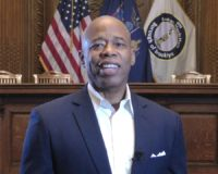 NYC mayoral candidate Eric Adams: 'With new technology one teacher could teach 300-400 students'