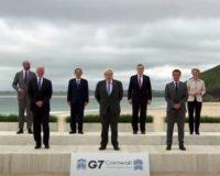 G7: Dr. Jill Biden brings the 'LOVE'; Queen wins the summit in a walk