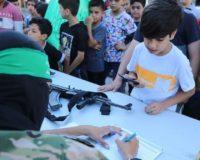 Hamas opens military summer camp for Gazan children