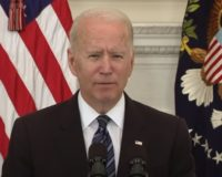 Biden tells Americans they would need nukes and F-15s to oppose the federal government