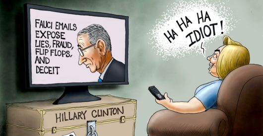 Cartoon of the Day: Leave it to the pros by A. F. Branco