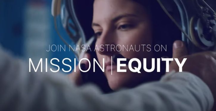 Boldly going: NASA launches new 'Mission Equity'