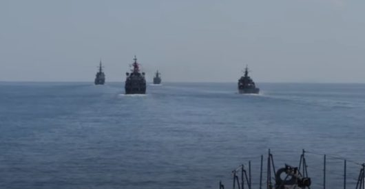 NATO exercise Sea Breeze, in the Black Sea, not a breeze so far by J.E. Dyer